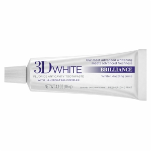 Influenster: Crest 3D White Brilliance